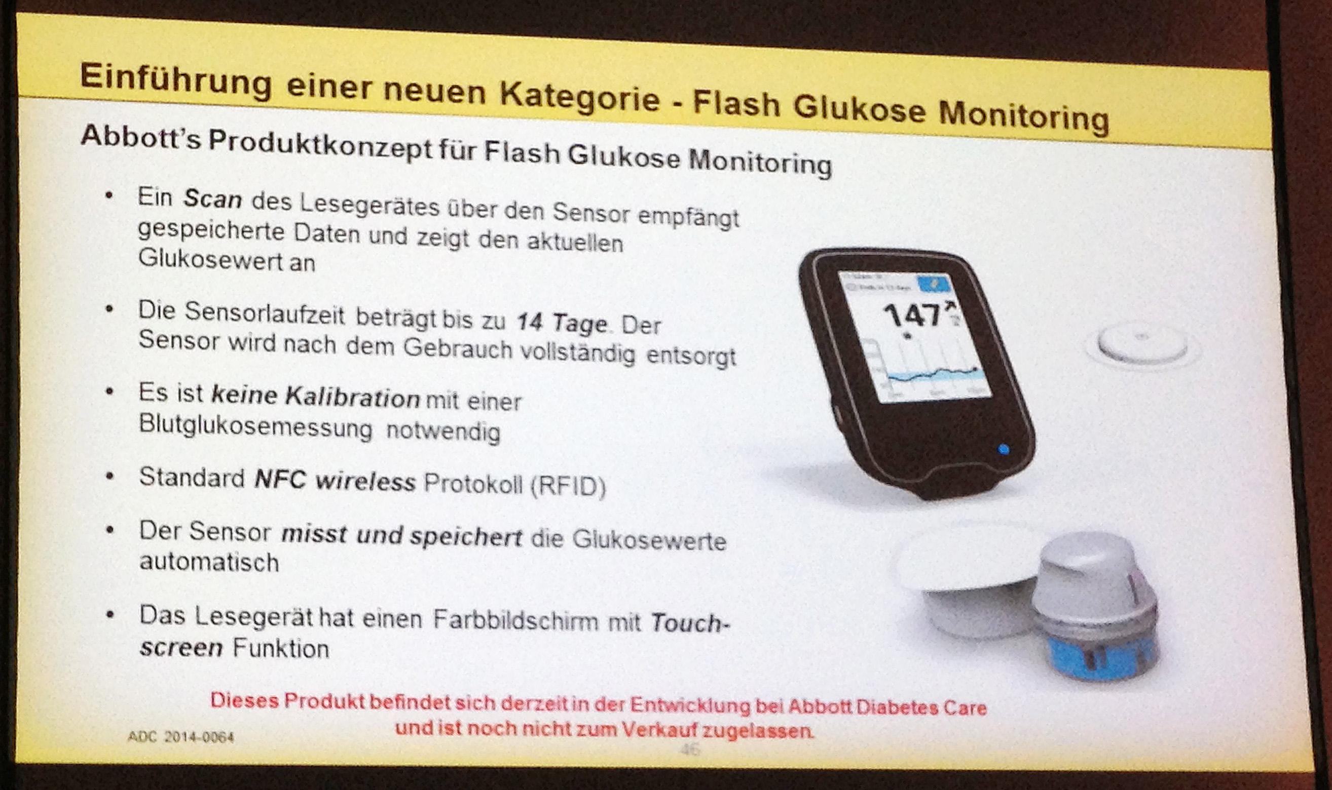 Countdown Abbott Freestyle Libre Flash Glucose