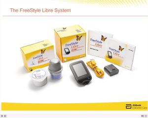 Sensor Messgerät USB KAbel - das komplette FreeStyle lbre system