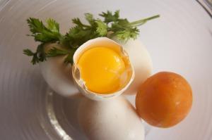 ein weiches Ei